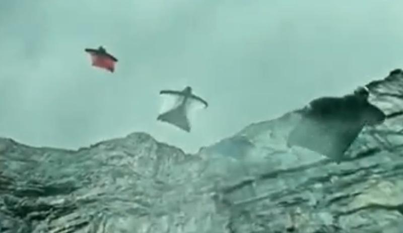 proximity flying in 2015 Point Break movie