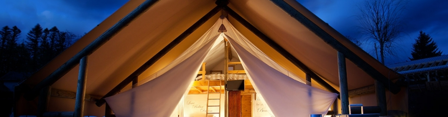 Slider xperience land glamping