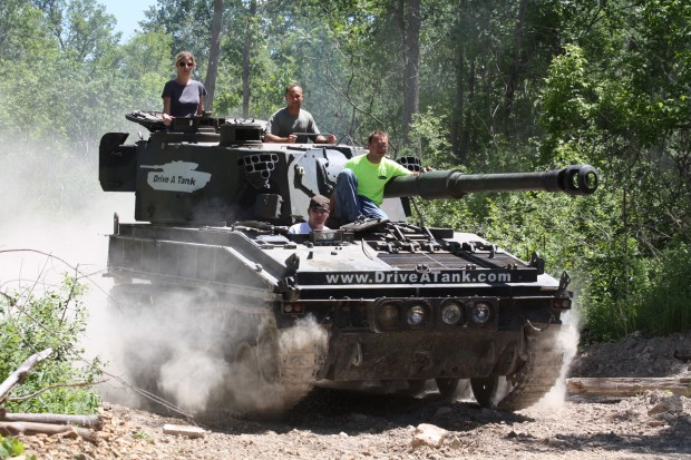 Drive A Tank >> Be In Command Of A Tank Xcitelife