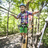 Badge land tree top trekking