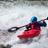 Badge water kayaking