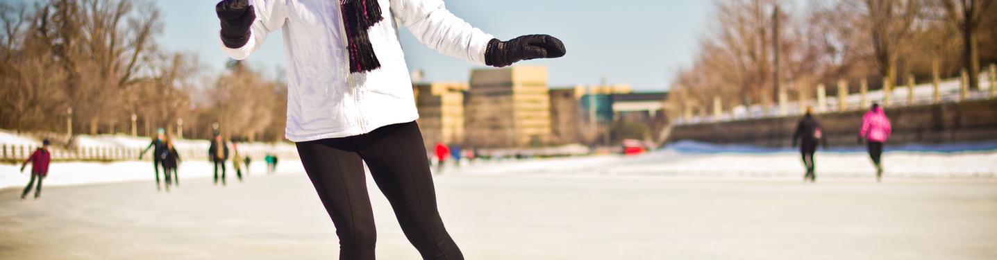 Slider xperience winter skating