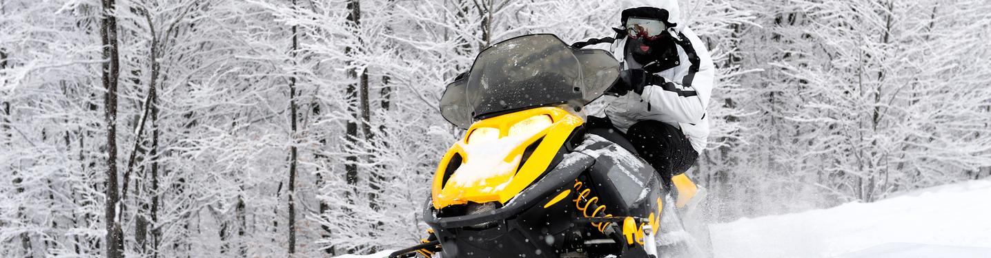 Slider xperience winter snowmobile