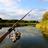 Badge water fishing