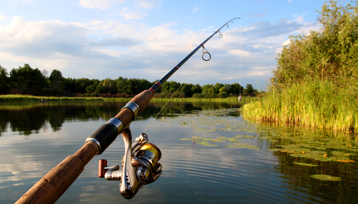 Xperience thumb responsive water fishing