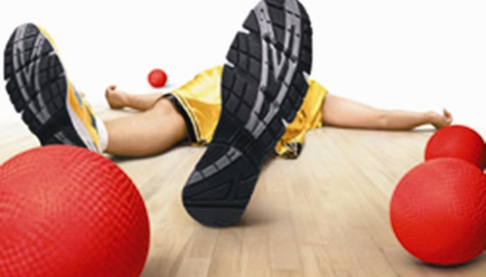 Xperience thumb responsive land dodgeball