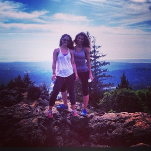 Hiking Mt Finlayson in Victoria, BC