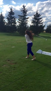 Private golf lesson at Copper Creek Golf Course